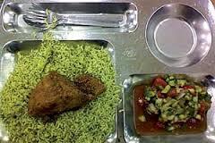 زمان توزیع ناهار دانشجوئی در ترم جدید