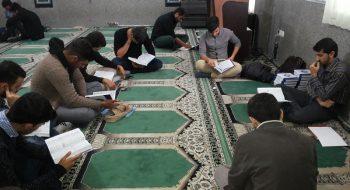 برگزاری کلاس آموزش تلاوت قرآن کریم