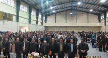 برگزاری همایش بزرگداشت روز دانشجو در دانشگاه گرمسار