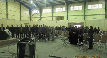 برگزاری همایش بزرگداشت هفته پژوهش در دانشگاه گرمسار