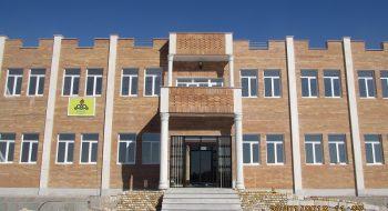 ساختمان کلاسهای دانشگاه گرمسار تحویل موقت گردید
