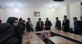 برگزاری مراسم تودیع و معارفه معاونت آموزشی دانشگاه گرمسار
