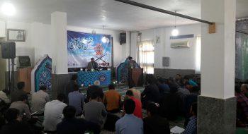 برگزاری محفل انسی با قرآن در دانشگاه گرمسار