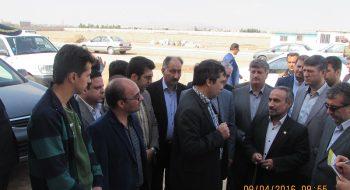بازدید استاندار محترم سمنان از ساختمان جدید الاحداث دانشگاه گرمسار